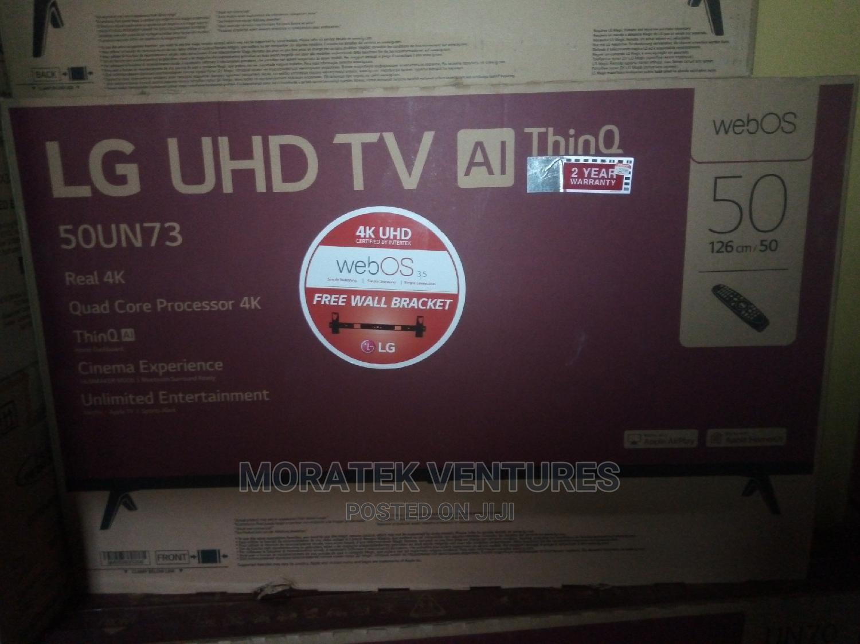 LG Television 50inch Smart