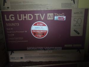 LG Television 50inch Smart   TV & DVD Equipment for sale in Abuja (FCT) State, Gwagwalada