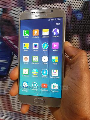 Samsung Galaxy S6 32 GB Gold | Mobile Phones for sale in Edo State, Egor