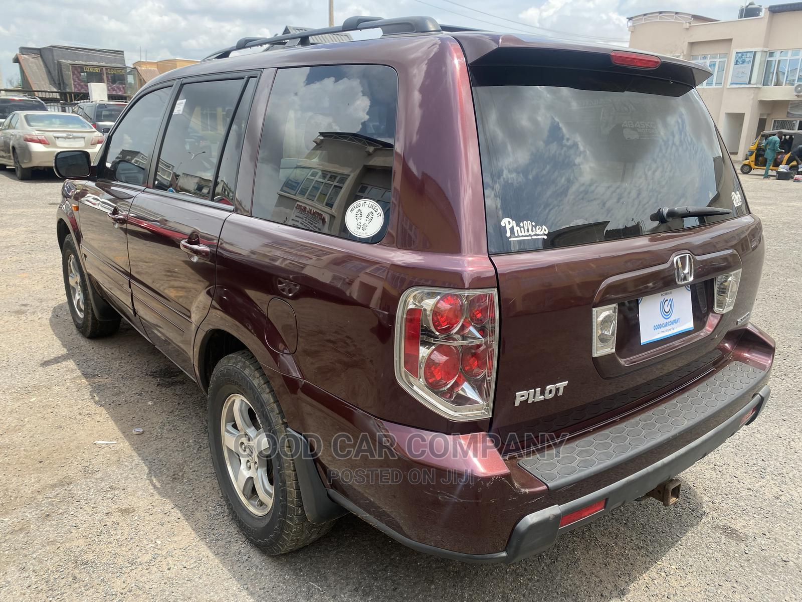 Honda Pilot 2008 Brown | Cars for sale in Ilorin South, Kwara State, Nigeria