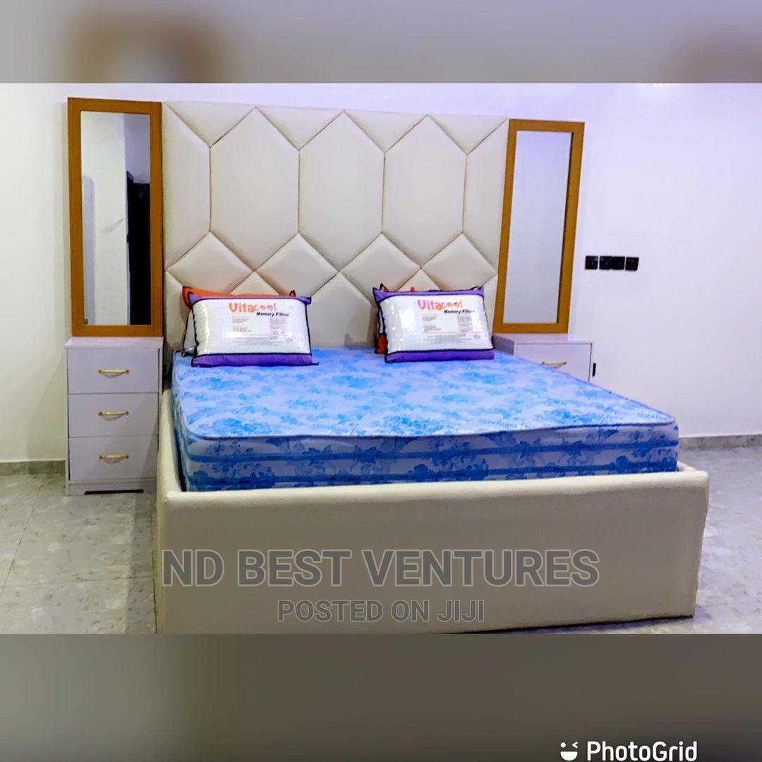 Vip Modern Bedframe