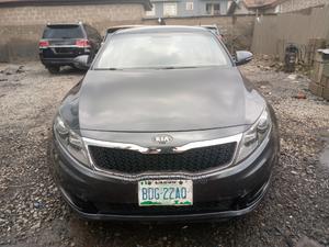 Kia Optima 2015 Gray | Cars for sale in Lagos State, Ojodu