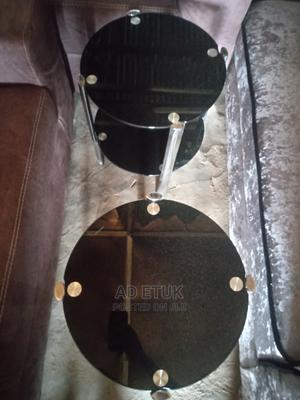 Glass Side Table   Furniture for sale in Abuja (FCT) State, Kuje