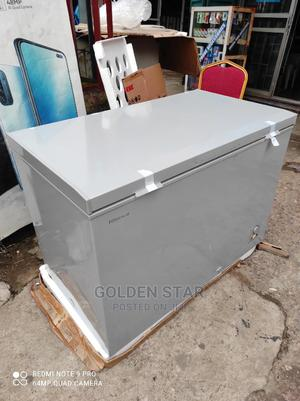 Hisense Chest Freezer FRZ FC 440SH - 400 L Fast Cooling | Kitchen Appliances for sale in Lagos State, Ojo