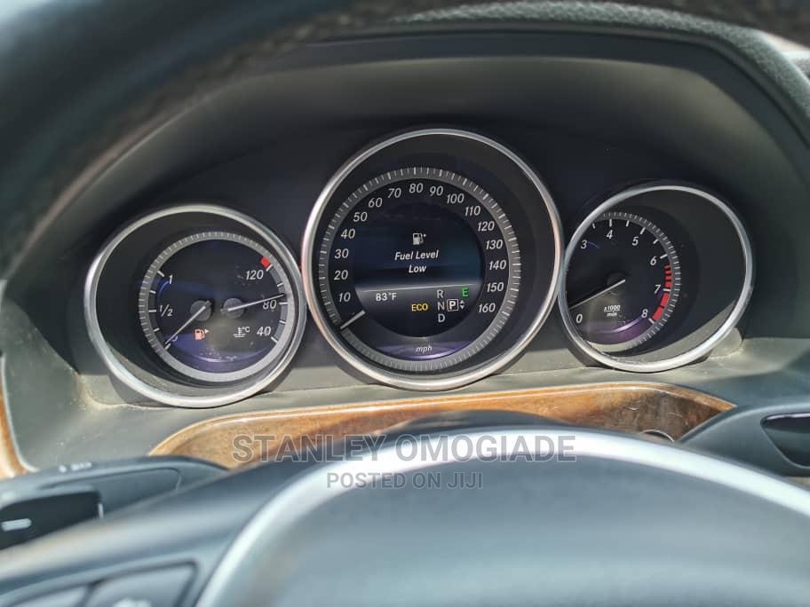 Mercedes-Benz E350 2014 Black | Cars for sale in Yaba, Lagos State, Nigeria