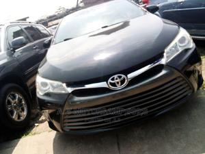 Toyota Camry 2016 Black   Cars for sale in Lagos State, Apapa