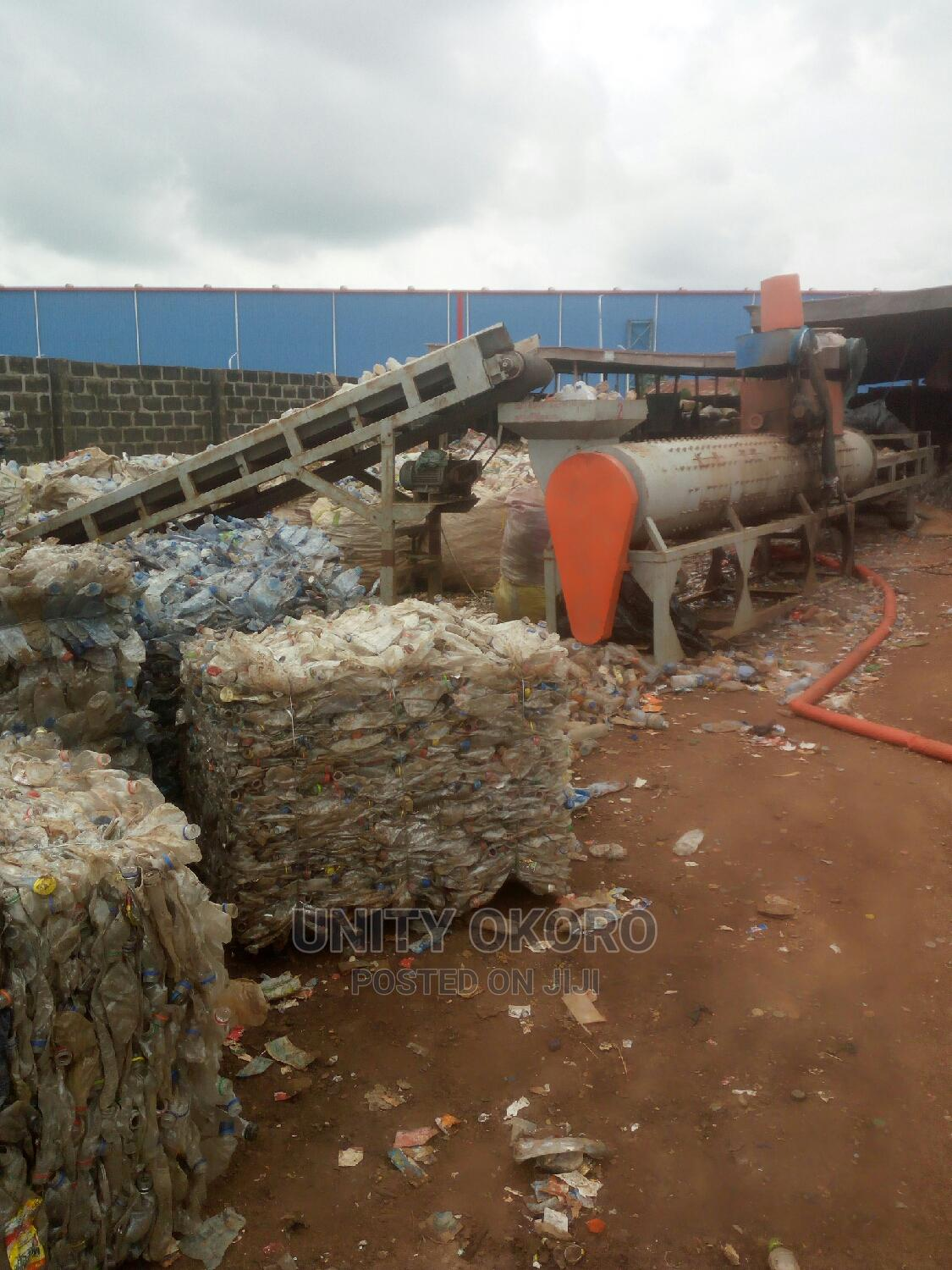 Bailed Pet Bottles Available
