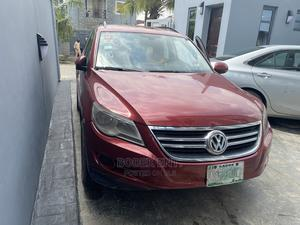 Volkswagen Tiguan 2011 Red   Cars for sale in Lagos State, Ikeja