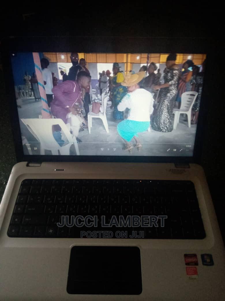 Archive: Laptop HP Pavilion Dv6 4GB Intel Core 2 Duo HDD 500GB