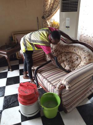 Greenway Upholstery/Carpet Cleaning   Cleaning Services for sale in Lagos State, Gbagada