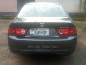 Honda Accord 2005 2.4 Type S Gray   Cars for sale in Abia State, Aba North