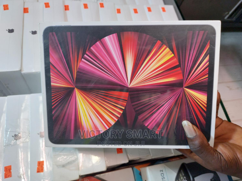 Archive: New Apple iPad Pro 11 (2021) 256 GB Gray