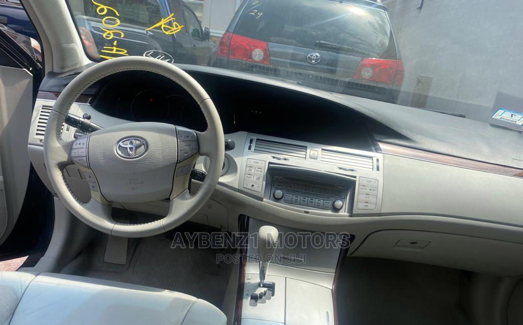 Toyota Avalon 2008 Black   Cars for sale in Surulere, Lagos State, Nigeria