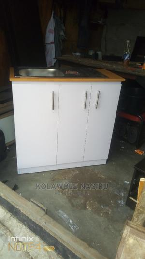 Small Kitchen Cabinet | Furniture for sale in Lagos State, Mushin