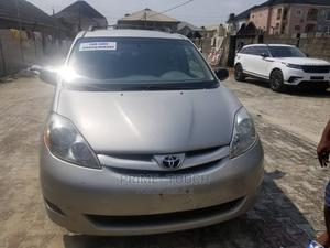 Toyota Sienna 2007 LE 4WD Silver   Cars for sale in Lagos State, Surulere
