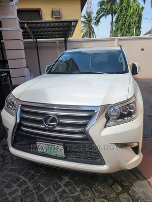 Lexus GX 2015 White | Cars for sale in Lagos State, Magodo