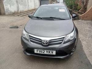 Toyota Avensis 2012 2.0 Advanced Gray | Cars for sale in Lagos State, Maryland