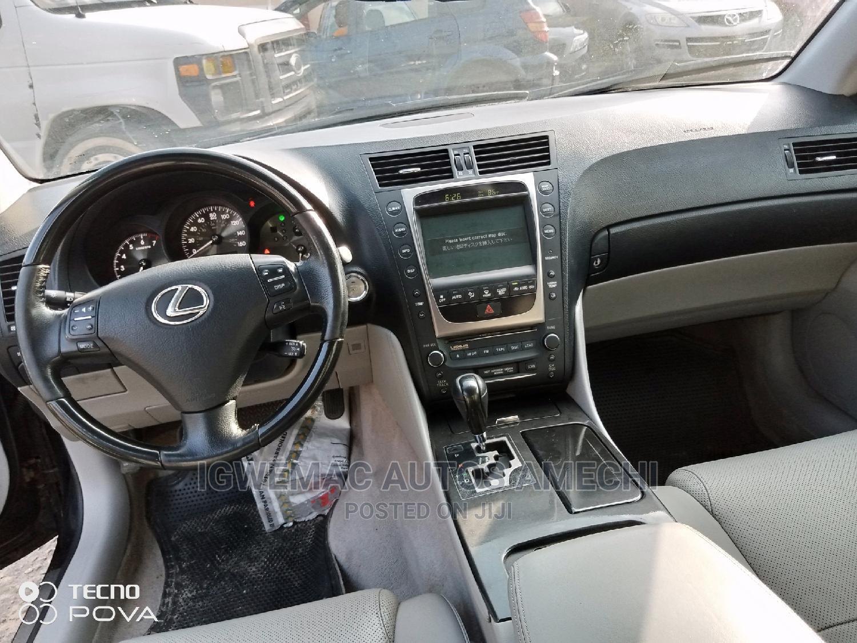 Lexus GS 2007 300 Automatic Black   Cars for sale in Amuwo-Odofin, Lagos State, Nigeria