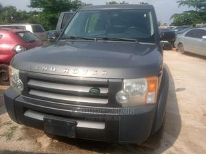 Land Rover LR3 2005 SE Gray | Cars for sale in Lagos State, Ojodu