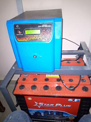 Inverter/Solar Sale And Installation | Solar Energy for sale in Lagos State, Gbagada