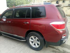Toyota Highlander 2010 Limited Red | Cars for sale in Abuja (FCT) State, Central Business District