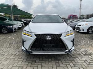 Lexus RX 2017 350 F Sport AWD White   Cars for sale in Lagos State, Lekki