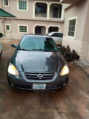 Nissan Altima 2002 2.5 Automatic Gray | Cars for sale in Anambra State, Onitsha