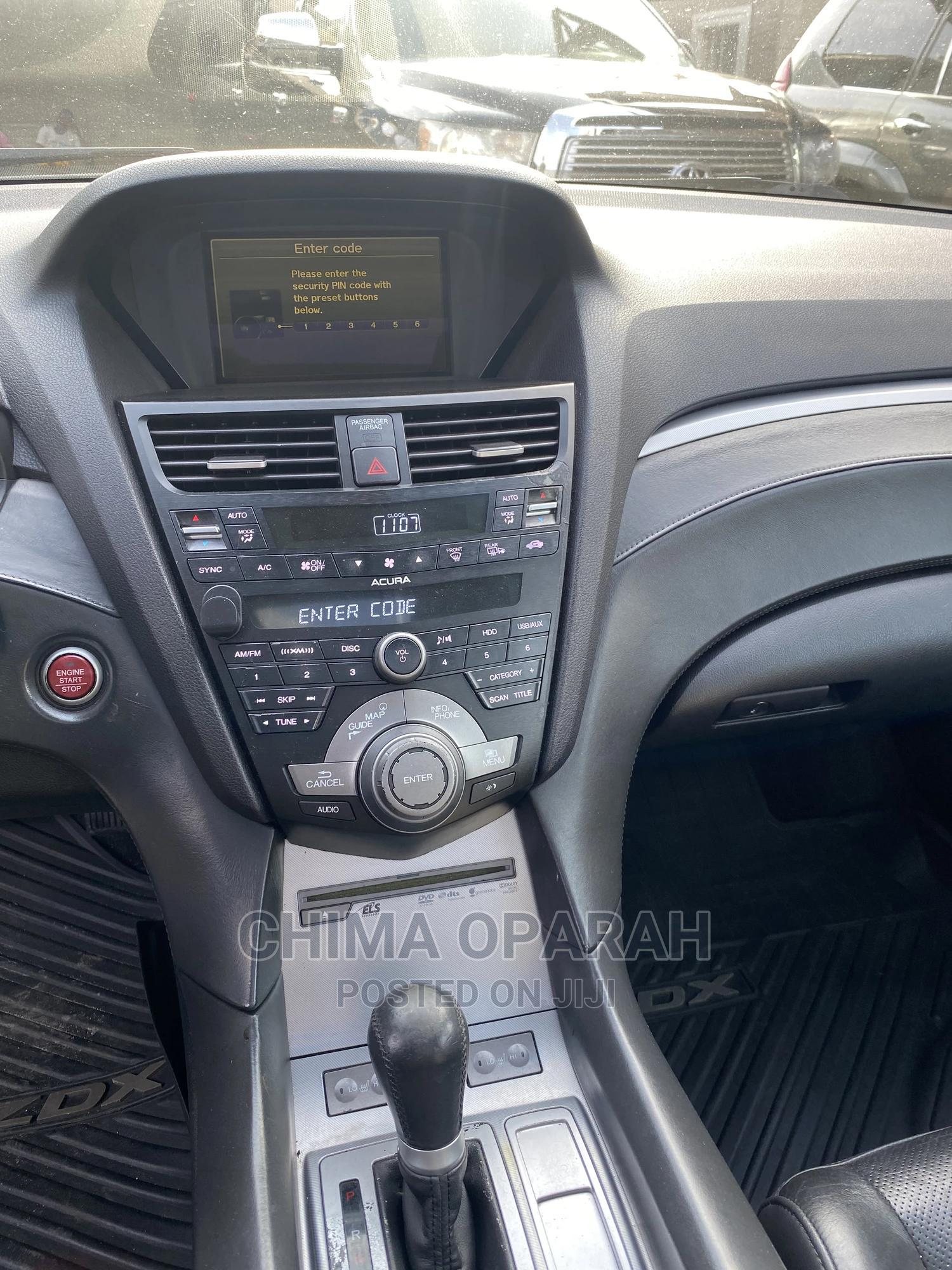 Acura ZDX 2011 Base AWD Silver   Cars for sale in Kosofe, Lagos State, Nigeria