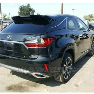 Lexus RX 2013 350 AWD Blue | Cars for sale in Lagos State, Ikeja