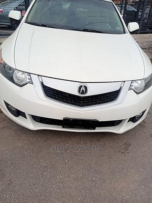 Acura TSX 2009 Automatic Tech Package White   Cars for sale in Oyo State, Ibadan