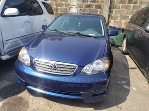 Toyota Corolla 2005 S Blue | Cars for sale in Lagos State, Amuwo-Odofin