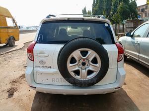Toyota RAV4 2008 2.4 White | Cars for sale in Lagos State, Ifako-Ijaiye