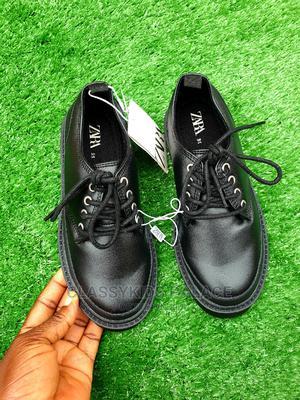 Original Zara Boys Black Shoe Size 31   Children's Shoes for sale in Ondo State, Akure