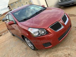 Pontiac Vibe 2010 1.8L Red | Cars for sale in Kwara State, Ilorin West
