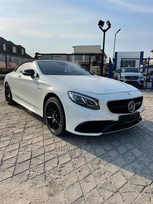 Mercedes-Benz S Class 2017 S 63 AMG 4MATIC (W222) White   Cars for sale in Lagos State, Lekki