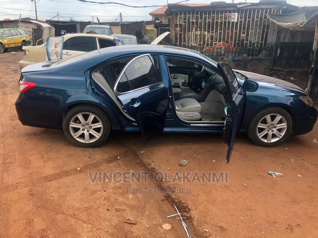 Lexus ES 2008 350 Blue | Cars for sale in Ilorin West, Kwara State, Nigeria