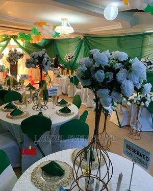 Decoration Green and White Theme Decoration | Party, Catering & Event Services for sale in Lagos State, Ikeja