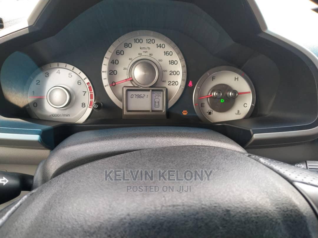 Archive: Honda Pilot 2011 Black