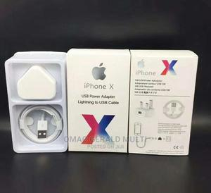 Original iPhone X Charger | Accessories for Mobile Phones & Tablets for sale in Lagos State, Ojo