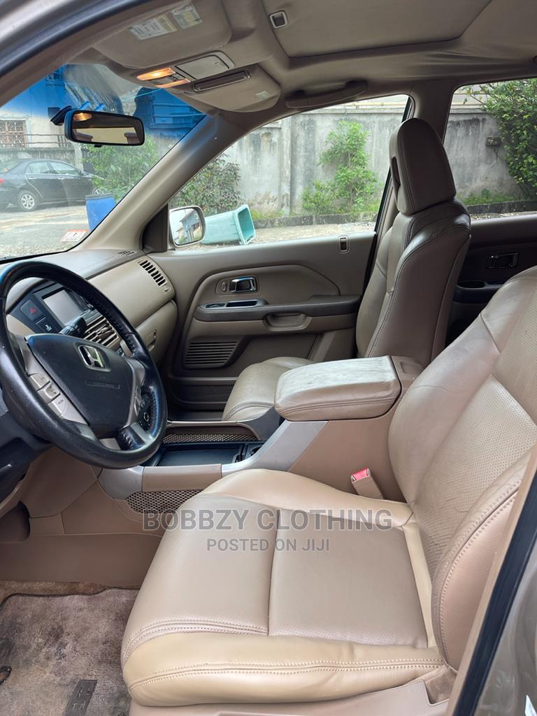 Honda Pilot 2004 Gold | Cars for sale in Ojodu, Lagos State, Nigeria