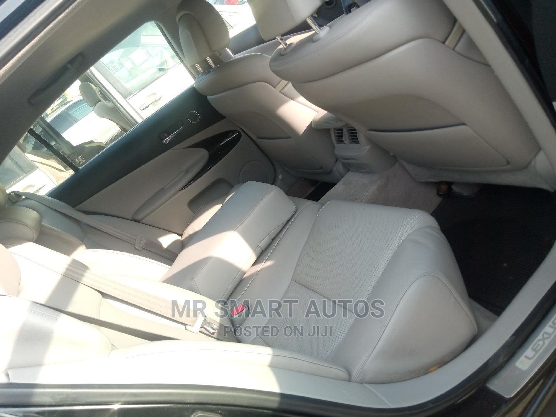 Lexus GS 2007 300 Black | Cars for sale in Amuwo-Odofin, Lagos State, Nigeria