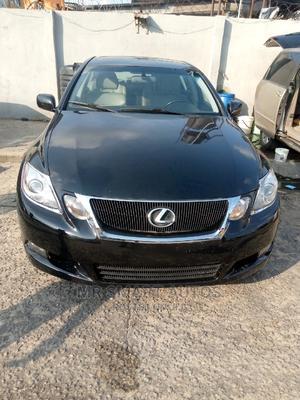 Lexus GS 2007 300 Black | Cars for sale in Lagos State, Amuwo-Odofin