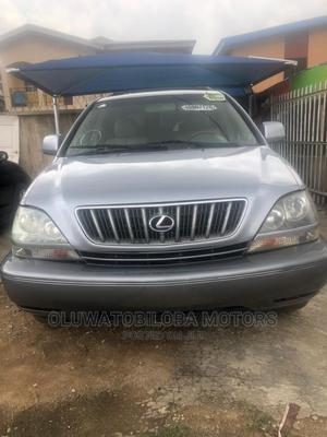 Lexus RX 2002 300 2WD Blue | Cars for sale in Lagos State, Alimosho