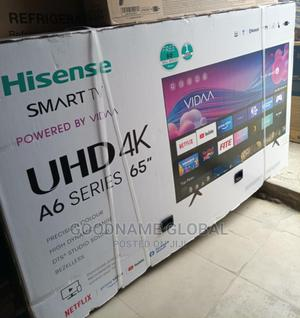 Hisense Smart TV 65 Inches.   TV & DVD Equipment for sale in Lagos State, Ojo