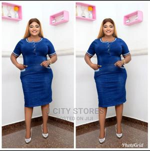 Quality Women's Vietnam Jean Gown | Clothing for sale in Lagos State, Ojo