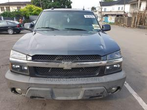 Chevrolet Avalanche 2005 1500 Black   Cars for sale in Lagos State, Yaba