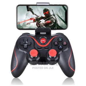 Wireless Joystick Support Bluetooth 3.0 Gamepad Controller   Accessories & Supplies for Electronics for sale in Lagos State, Ajah