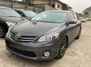 Toyota Corolla 2013 Gray | Cars for sale in Lagos State, Isolo