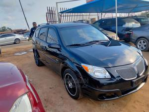 Pontiac Vibe 2005 1.8 AWD Black   Cars for sale in Lagos State, Isolo