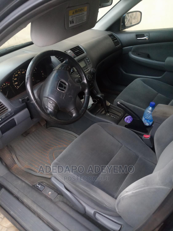 Archive: Honda Accord 2007 2.0 Comfort Gray